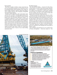 Marine Technology Magazine, page 23,  Apr 2017