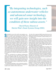 Marine Technology Magazine, page 28,  Apr 2017
