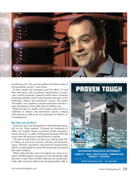 Marine Technology Magazine, page 29,  Apr 2017