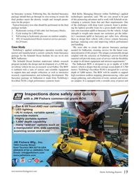 Marine Technology Magazine, page 19,  May 2017