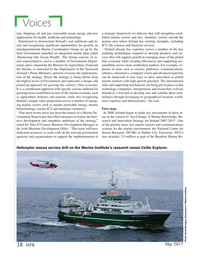 Marine Technology Magazine, page 38,  May 2017