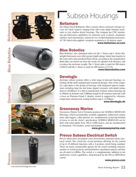 Marine Technology Magazine, page 53,  May 2017
