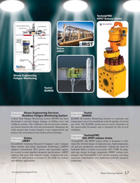Marine Technology Magazine, page 57,  May 2017