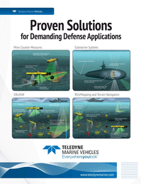 Marine Technology Magazine, page 5,  May 2017