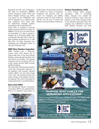 Marine Technology Magazine, page 13,  Jun 2017