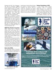 Marine Technology Magazine, page 13,  Jun 2017
