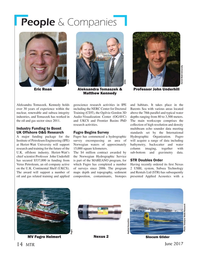 Marine Technology Magazine, page 14,  Jun 2017