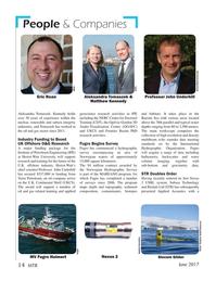 Marine Technology Magazine, page 14,  Jun 2017