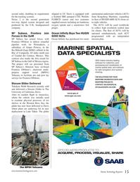 Marine Technology Magazine, page 15,  Jun 2017
