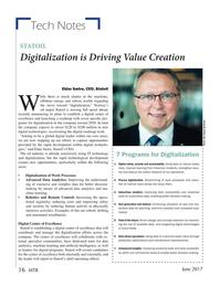 Marine Technology Magazine, page 16,  Jun 2017