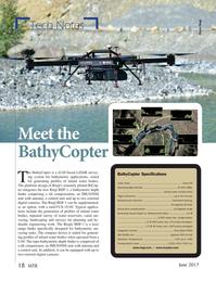 Marine Technology Magazine, page 18,  Jun 2017