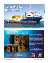 Marine Technology Magazine, page 19,  Jun 2017