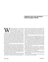 Marine Technology Magazine, page 30,  Jun 2017