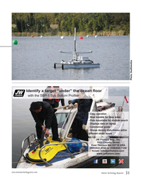 Marine Technology Magazine, page 31,  Jun 2017