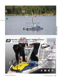 Marine Technology Magazine, page 31,  Jun 2017