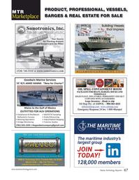 Marine Technology Magazine, page 47,  Jun 2017