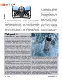 Marine Technology Magazine, page 8,  Jul 2017