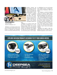 Marine Technology Magazine, page 9,  Jul 2017