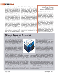 Marine Technology Magazine, page 12,  Jul 2017