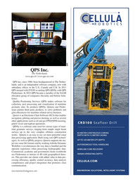 Marine Technology Magazine, page 15,  Jul 2017