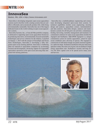 Marine Technology Magazine, page 22,  Jul 2017