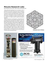 Marine Technology Magazine, page 23,  Jul 2017