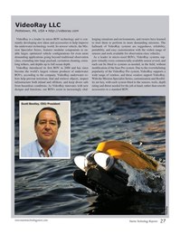 Marine Technology Magazine, page 27,  Jul 2017