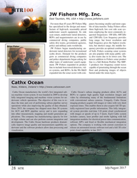 Marine Technology Magazine, page 28,  Jul 2017