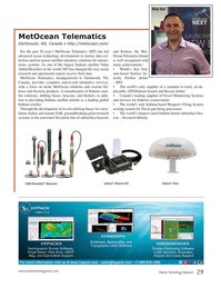 Marine Technology Magazine, page 29,  Jul 2017