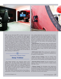 Marine Technology Magazine, page 37,  Jul 2017