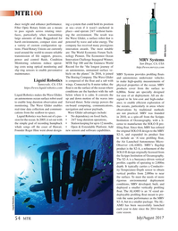 Marine Technology Magazine, page 54,  Jul 2017