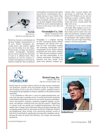 Marine Technology Magazine, page 55,  Jul 2017