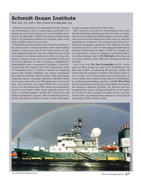 Marine Technology Magazine, page 67,  Jul 2017
