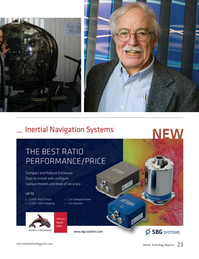 Marine Technology Magazine, page 23,  Sep 2017