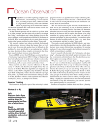 Marine Technology Magazine, page 32,  Sep 2017