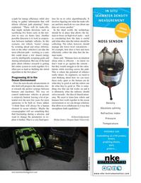Marine Technology Magazine, page 33,  Sep 2017
