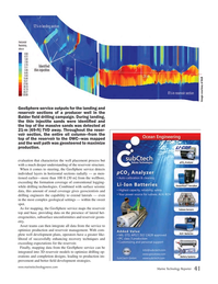 Marine Technology Magazine, page 41,  Sep 2017