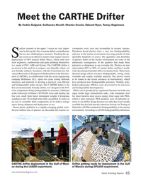 Marine Technology Magazine, page 45,  Sep 2017