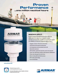Marine Technology Magazine, page 47,  Sep 2017