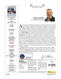 Marine Technology Magazine, page 4,  Sep 2017
