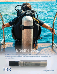 Marine Technology Magazine, page 4th Cover,  Sep 2017