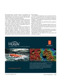 Marine Technology Magazine, page 13,  Oct 2017