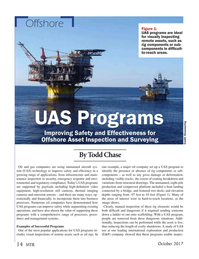 Marine Technology Magazine, page 14,  Oct 2017