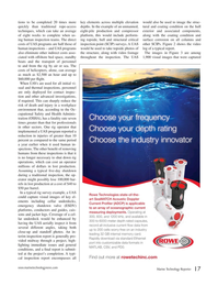 Marine Technology Magazine, page 17,  Oct 2017