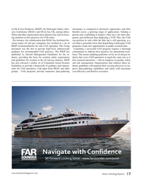 Marine Technology Magazine, page 19,  Oct 2017
