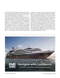 Marine Technology Magazine, page 19,  Oct 2017