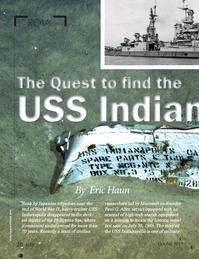 Marine Technology Magazine, page 20,  Oct 2017