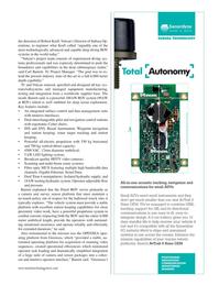 Marine Technology Magazine, page 23,  Oct 2017