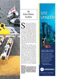 Marine Technology Magazine, page 27,  Oct 2017