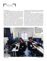 Marine Technology Magazine, page 28,  Oct 2017